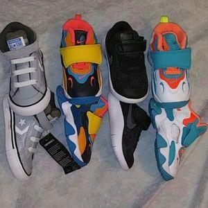 6c Nike shoe bundle toddler